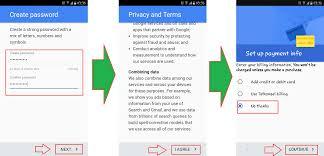 membuat gmail dari hp cara membuat email google gmail di hp android androlite