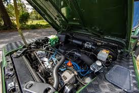 land rover defender engine barbour and orvis are giving away a custom land rover defender