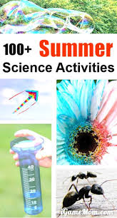 Backyard Activities For Kids Easy Summer Science Activities For Kids