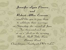 wedding invitation wording from and groom wedding invitation sle wording and groom inviting
