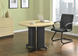 Altra Home Decor Ameriwood Furniture Altra Furniture Benjamin Round Office Table