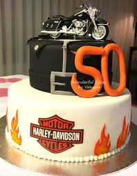 133 best hd party items cake images on pinterest harley davidson