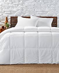 Chezmoi Collection White Goose Down Alternative Comforter Down Comforters And Down Alternative Macy U0027s