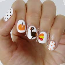 tutorial for the best thanksgiving turkey on design 28 thanksgiving nail designs tutorials nails pix