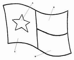 texas state map coloring page throughout coloring pages glum me