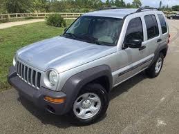 jeep liberty 2003 price used cars pompano used cars dania fl deerfield fl