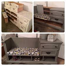 Living Room Wood File Cabinet Bench Bench Filing Cabinet I Want To Do This For The Living Room