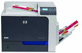 amazon com hp cc490a color laser jet enterprise printer black