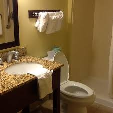 Flamingo Bathroom Bathroom Picture Of Quality Inn Flamingo Atlantic City