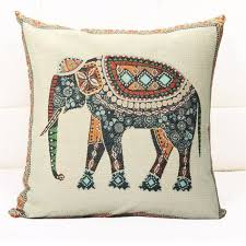 taie d oreiller pour canapé taie oreiller elephant achat vente pas cher