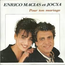 ton mariage pour ton mariage par enrico macias et jocya fiche chanson b m