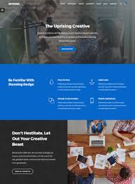 Design Site by 15 Best One Page Website Templates With Responsive Designs