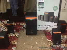 5 1 Home Theater Htd5570 94 Philips - philips aw 739 used music systems home theatre in delhi