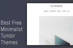 tumblr themes free aesthetic 12 best free minimalist tumblr themes 2017 this designed that