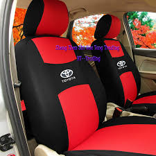 car seat covers toyota camry generic car version seat cover for toyota corolla camry prius rav4