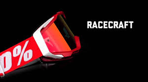 100 percent motocross goggles ride 100 percent motocross u0026 enduro brille racecraft youtube