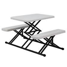 Childrens Folding Table And Chair Set Kids Folding Table Ebay
