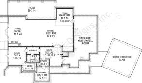 Cottage House Plan by Senica Farm Cottage Mountain House Plan Rustic Home Plan