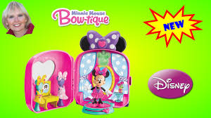Minnie Mouse Vanity Mirror Minnie U0027s Fashion On The Go Bow Tique Youtube