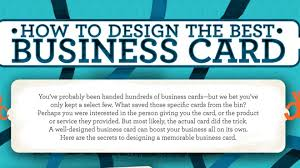 How To Design Your Business Card Tips And Tricks Ultra Updates