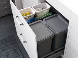 Best Designmetodik Images On Pinterest Home Kitchen And - Kitchen cabinet garbage drawer