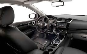 white nissan sentra 2016 2018 nissan sentra interior car models 2017 u2013 2018