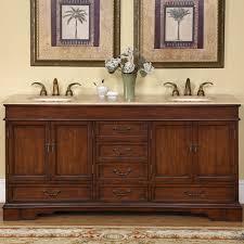 72 bathroom vanity top double sink silkroad exclusive natural stone top sink cabinet 72 inch bathroom