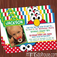 wwe birthday invitation templates sesame street party invitations u2013 gangcraft net