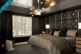Shining Design Bachelor Bedroom Ideas  Menswear Touches - Bachelor bedroom designs