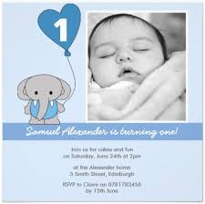 modern cute baby boy 1st birthday invitations u0026 party ideas