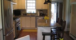 Small Kitchens With Islands For Seating Pictures Small Kitchen Island With Seating On End Kitchens