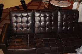 canape cuir vintage achetez canapé cuir occasion annonce vente à cholet 49
