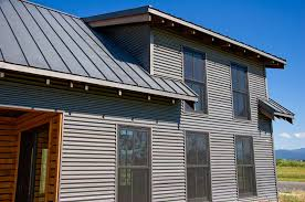 Metal Roof On Houses Pictures by Roof Vm Zinc Anthra Elsternwick Metal Cladding Roof Prominent