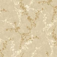 bright gold wall wallpaper bellacor