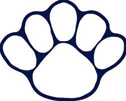 history penn u0027s scandalous paw print logo onward