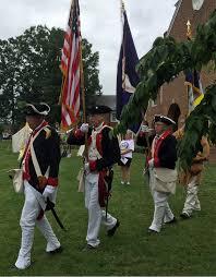 Culpeper Minutemen Flag All Categories Culpeper Minute Men Muster Call