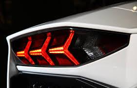 lamborghini aventador rear lights lamborghini aventador lp700 4 lamborghini