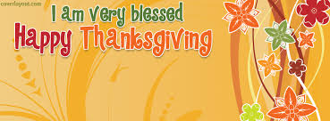 i am blessed happy thanksgiving cover i am