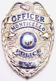 monticello police dept monticello ky 42633