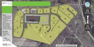 Keystone Map Keystone Park Interactive Map