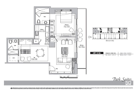 Villa Rustica Floor Plan by 50 Biscayne We Rent Brickell