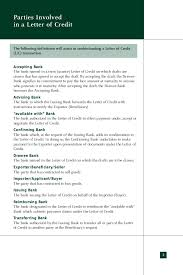sample letter of credit credit letter how to write a credit