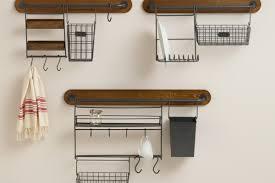 kitchen wall hanging storage kutsko kitchen