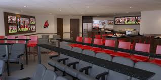 the luxury suite experience