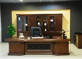 Luxury Office Desk China Office Furniture Luxury Presidential Executive Office
