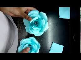 How To Make Easy Paper Flowers For Cards - best 25 paper roses tutorial ideas on pinterest diy paper roses