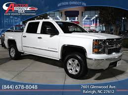 Chevy Silverado Work Truck 2014 - cars for sale at auction direct usa