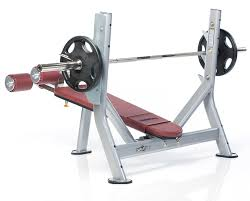 Bench Press Machine Bar Weight Proformance Plus Olympic Decline Bench Press Tuff Stuff Ppf 709