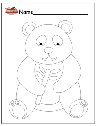 grizzly bear coloring pages alltoys
