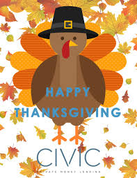 wishing you a happy thanksgiving civic private money civicfinancial twitter
